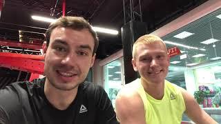 Подготовка к шоу «Русский Ниндзя» vlog#3