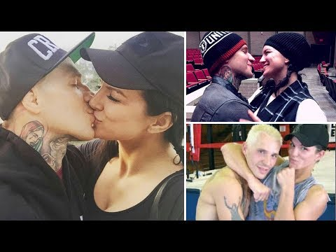 MMA Fighter Gina Carano and Kevin Ross Cute and Romantic Moments 2017