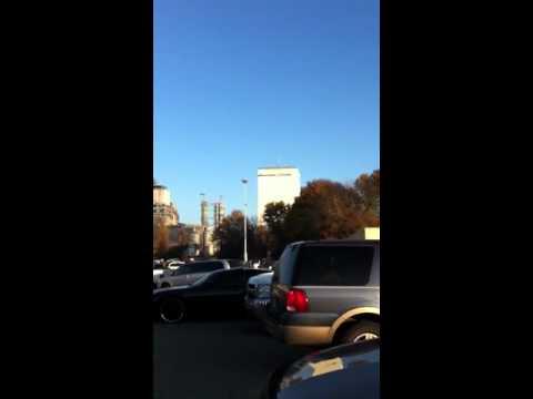 Implosion of IP Boiler Building in Bastrop,LA