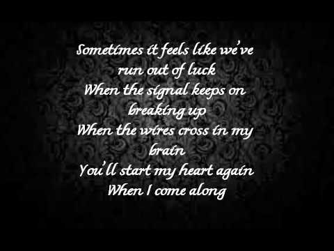 """Light On"" By: David Cook (Lyrics)"