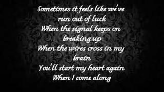 """Light On"" By: David Cook (Lyrics)"