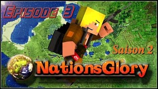 [Nations glory] Saison 2 - Episode 3 Podcast : La Police et Noel!
