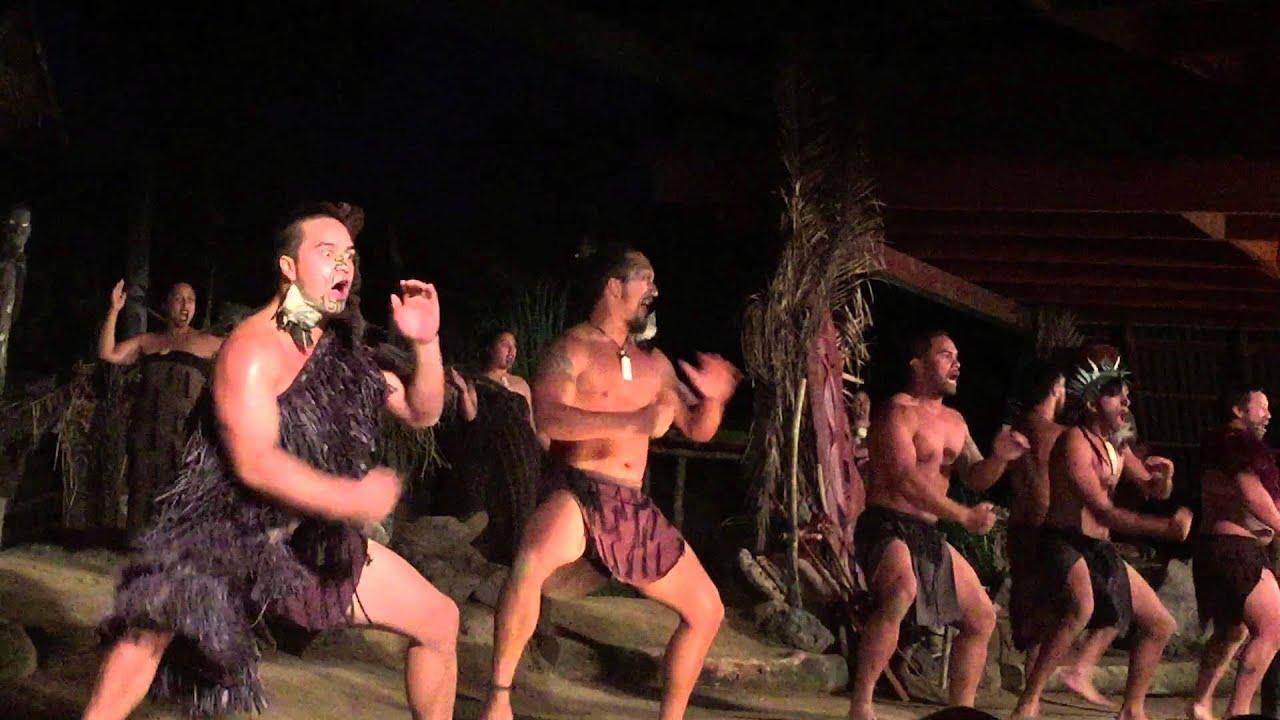 Maori Dance: Mitai Maori Village