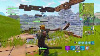 Fortnite 'NOUVEAU' Wallbreach Glitch