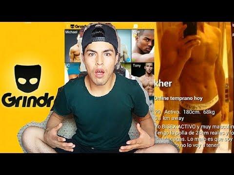 Estuve En Una Aplicación Gay (GRINDR) - Julio Cesar Ayl