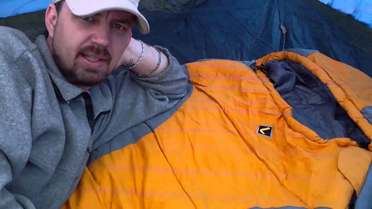 Sleeping Bag Review Ledge Featherlite 20