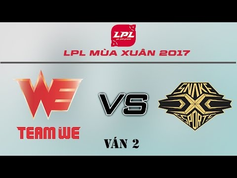 [02.03.2017] SNAKE vs WE [LPL Xuân 2017][Ván 2]