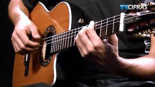 Ivan Lins - Madalena - Aula de violão - TV Cifras