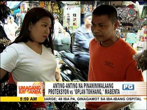 Anting-anting pangontra 'Tokhang,' patok sa Quiapo