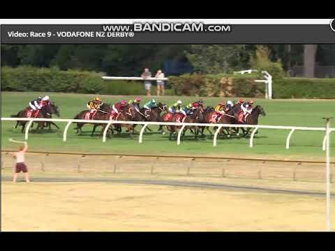 第145回ニュージーランドダービー(GI)の勝ち馬-Sherwood Forest(2016.9 ...