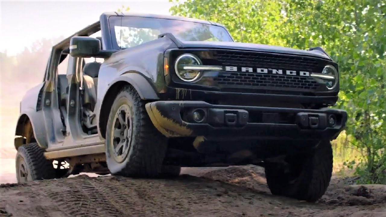 2021 Ford Bronco 2 And 4-Door - Wild SUVs Ready For Fun ...