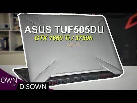 Asus TUF505DU  - Does the 3750h bottleneck the GTX 1660Ti ?
