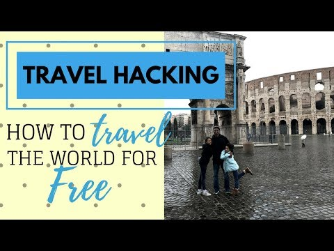 How We Saved $10,000 on a Vacation to Europe by Travel Hacking (#TravelHacking)