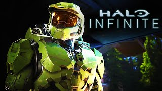 Halo Infinite - Official 4K 8 Minute Campaign Gameplay Premiere