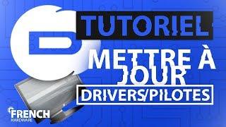 Installer Ses Pilotes/Drivers Sur Son Pc