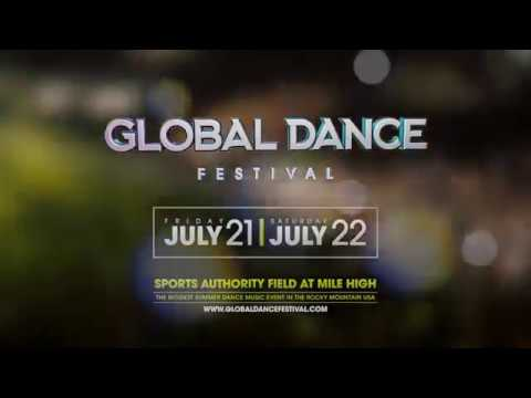 Global Dance Festival 2017 Trailer