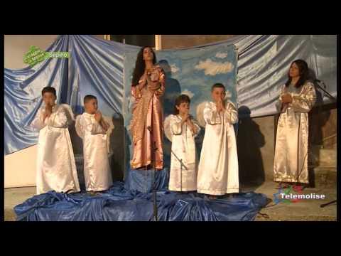 I Martiri di Santa Cristina 04 - Sepino - Viaggio in Molise - Puntata 4023 - Telemolise