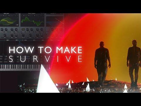 HOW TO MAKE:Don Diablo - Survive feat. Emeli Sandé & Gucci Mane [Remake]