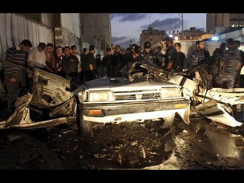 Blast Hits Hamas Official's Car in Gaza