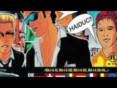 Dragostea Din Tei (English) 1 hour