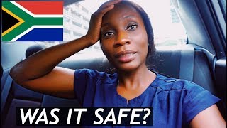 JOHANNESBURG South Africa Travel Vlog 2019 | Sassy Funke