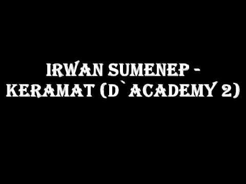 Irwan Sumenep - Keramat (D`Academy 2)