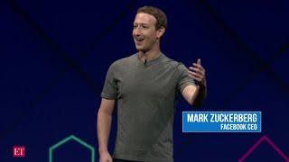 Zuckerberg sees augmented reality
