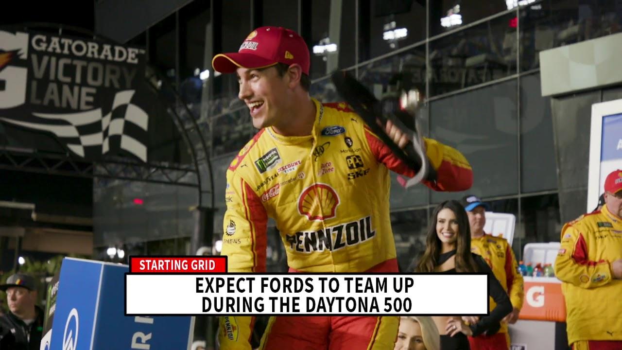 Starting Grid: 2019 Daytona 500
