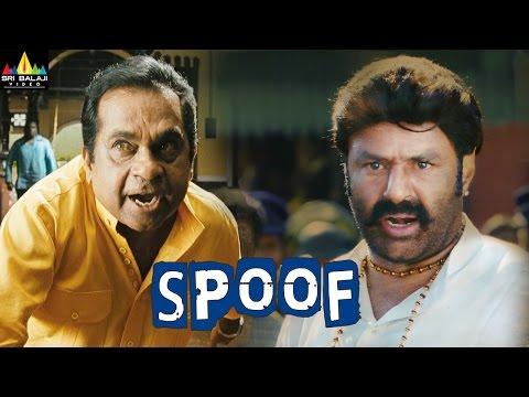 Brahmanandam Counter to Balakrishna Dialogues | Latest Telugu Spoofs | Sri Balaji Video