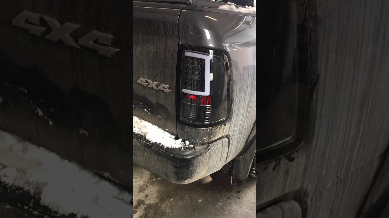 Oled Led Dodge Ram 1500 Tail Lights For 2017
