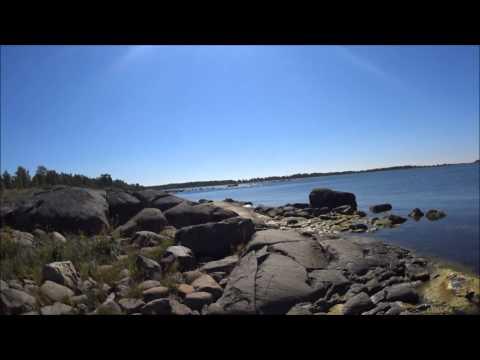 Sunnanskär, an island on the West Coast of Finland