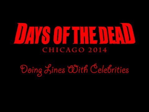 DOTD Chicago: Doing Lines With Celebrities