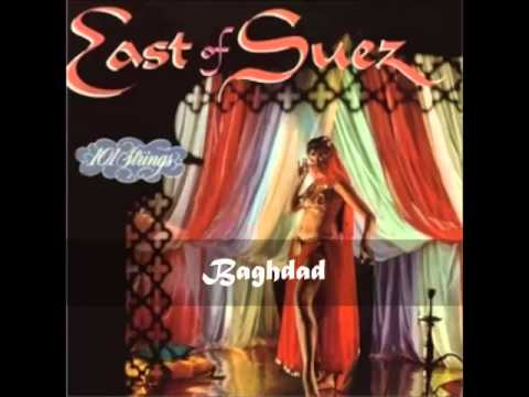 101 Strings Orchestra - Baghdad (East Of Suez)