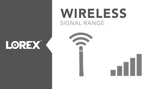 How to improve and extend Lorex wireless camera range