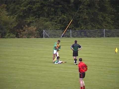 HWH Bunclody GAA Club Pitch Opening Match Pt 2