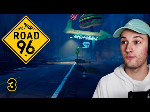 A Game Within A Game - Let's Play Road 96 #3 |