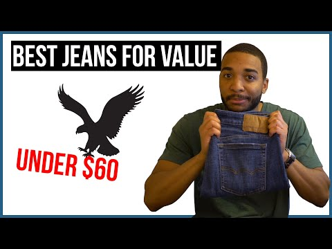 American Eagle Flex Next Level Flex Jeans Review