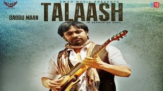 Babbu Maan - Talaash | Jukebox | All Songs Promo