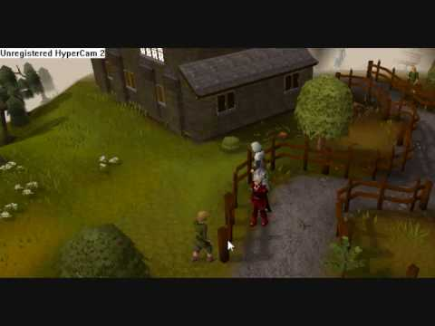 RuneScape - How to kill a Shady Stranger