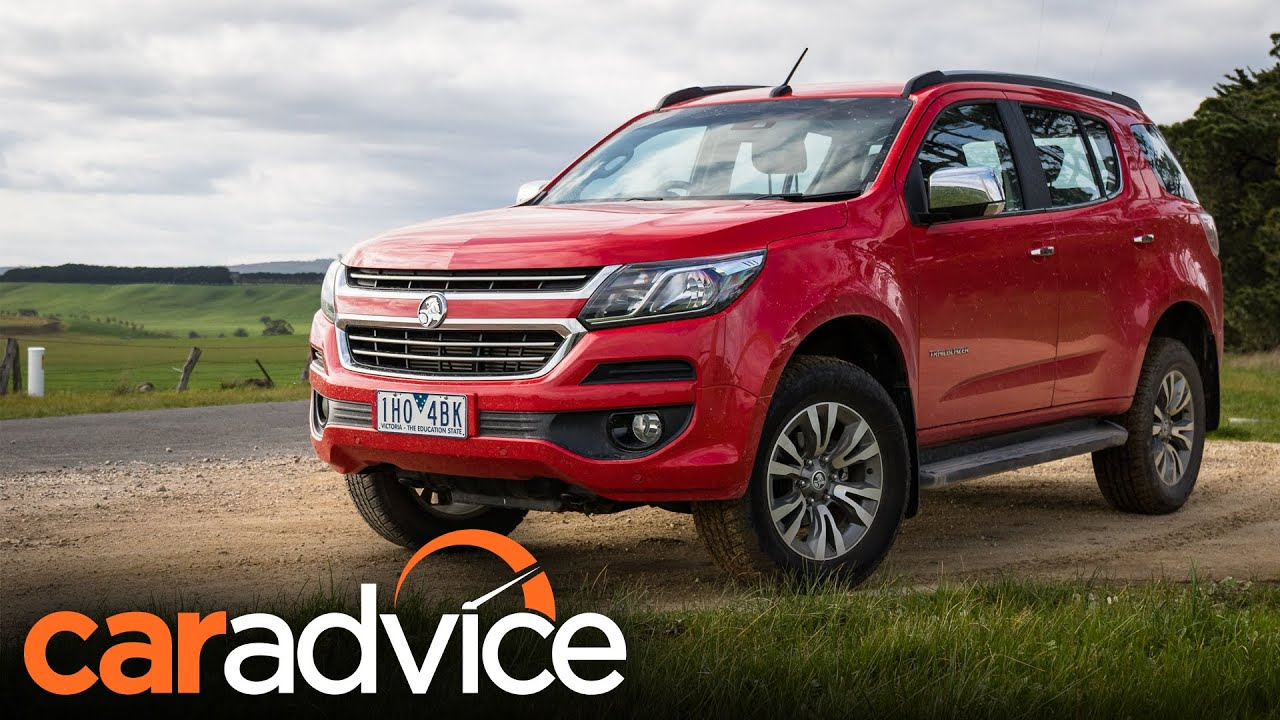 2017 Holden Trailblazer Review | CarAdvice - YouTube