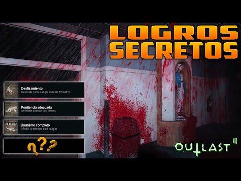 OUTLAST 2 | LOGROS Y TROFEOS SECRETOS