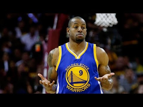 Andre Iguodala Being BENCHED for Next Season