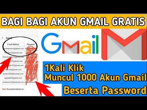 New Update 15 Akun Gmail Gratis Buat Youtuber Pemula Selasa 1 Desember 2020 Youtube