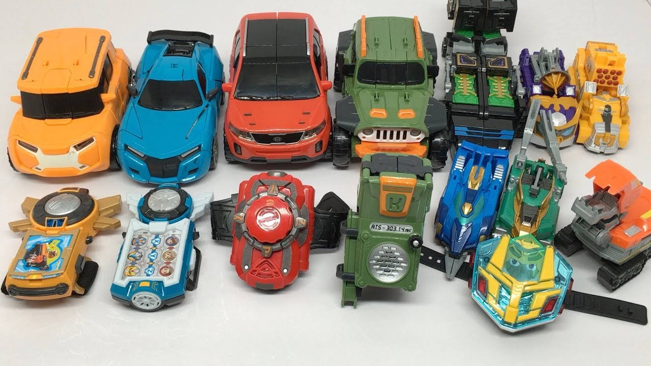 Mainan Tobot X Y Z  K Smartkey VS Legend Hero Changer Robot Toys