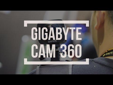 Gigabyte Cam 360 | Anteprima Computex 2016 | HDblog