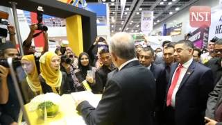 Malaysia keen to promote and develop Halal industry in Asean region: PM Najib