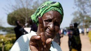 Uganda'da başkanlık seçimleri
