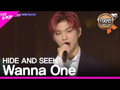 Wanna One, Hide and Seek [THE SHOW 181127]
