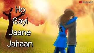 Yeh Dil Aashiqana love story Hindi gana2018