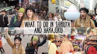 What to do in Harajuku & Shibuya ✨ thumbnail